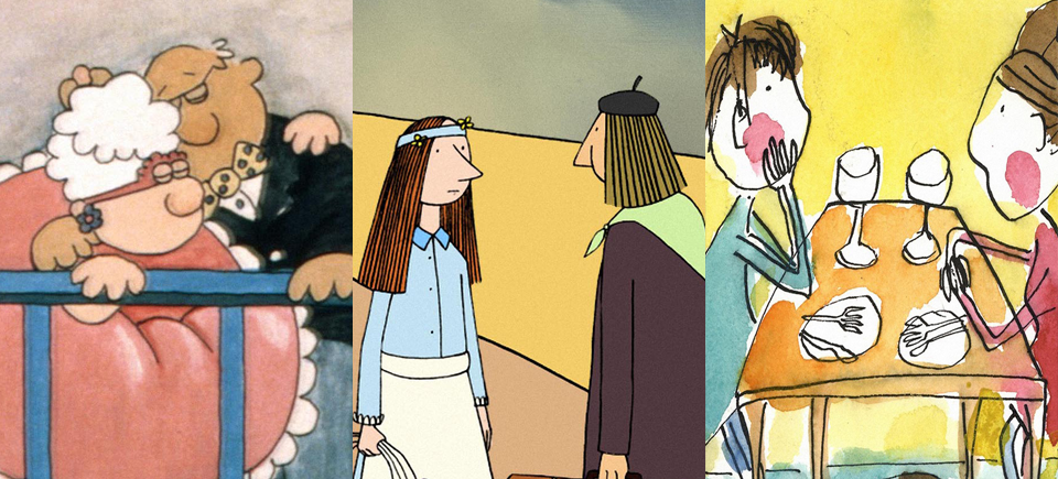 Drawn from the Heart | 5 Animated Films about Love