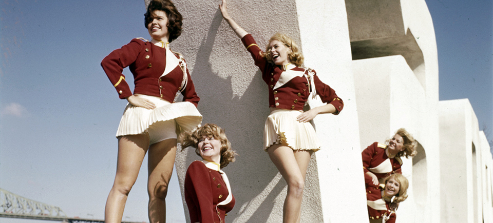 Revisit 60s fashion—Expo 67 style!