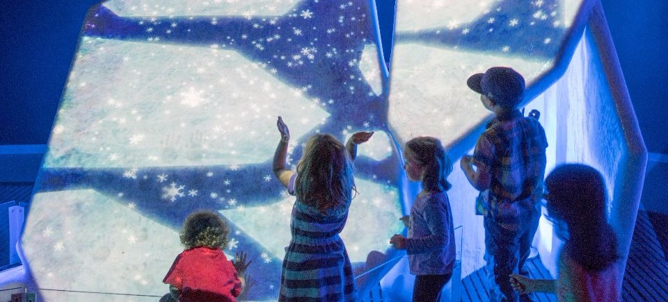 Touch a Real Iceberg at the Canadian Museum of Nature!