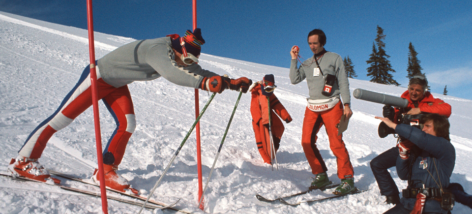 It's Officially Cold Outside. Warm Up with 4 Winter Sports Films