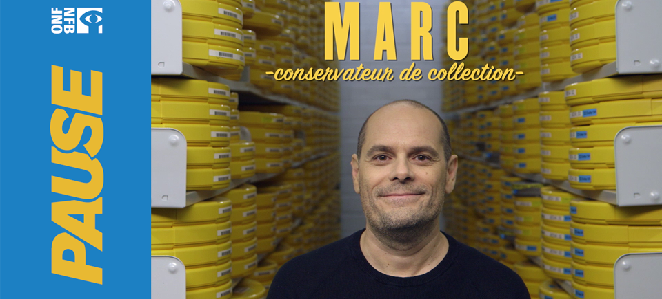 NFB Pause: Marc St-Pierre Time Travels Everyday