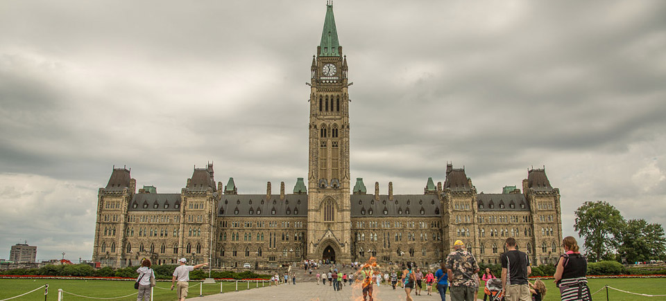 Tour Parliament Hill From Your Living Room