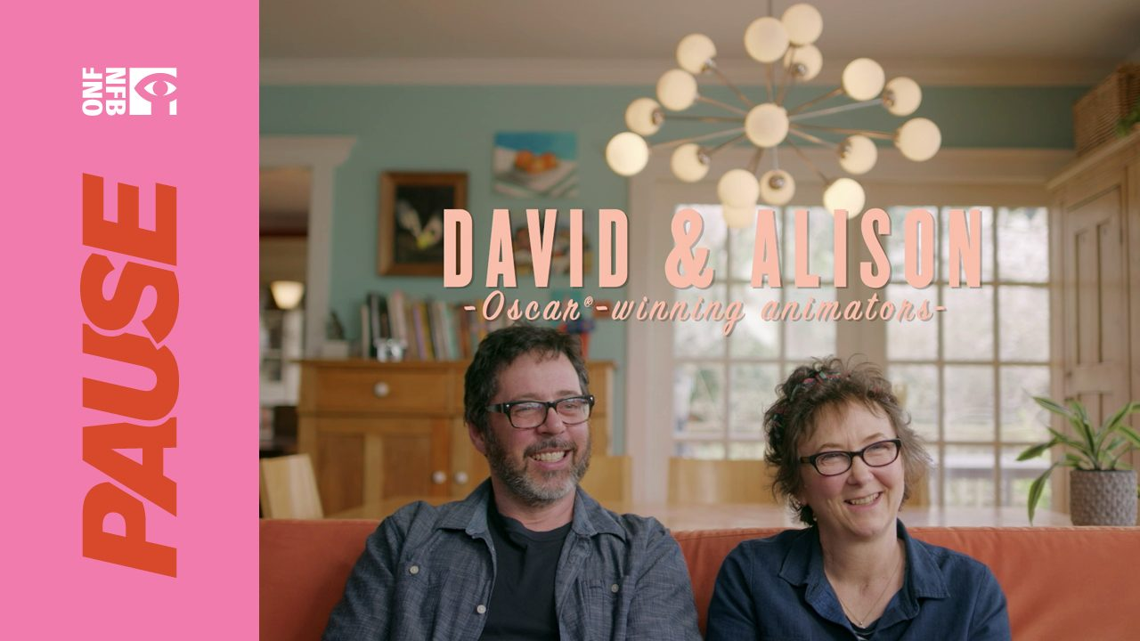 NFB Pause with Alison Snowden and David Fine