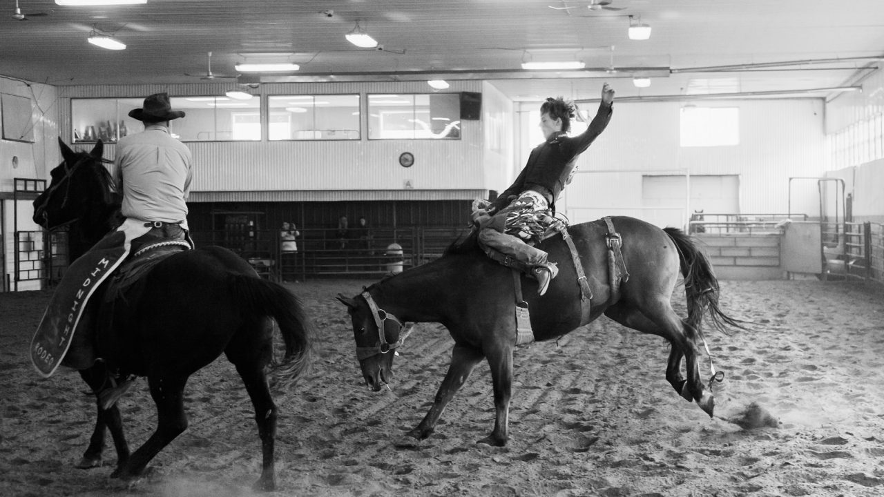 Now Online: Watch Ride, a portrait of a future rodeo champion