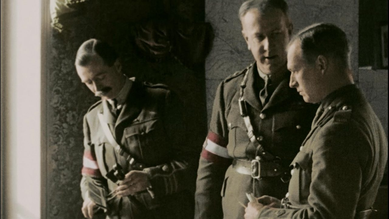 NFB Gives Second Life to WWI Archival Footage