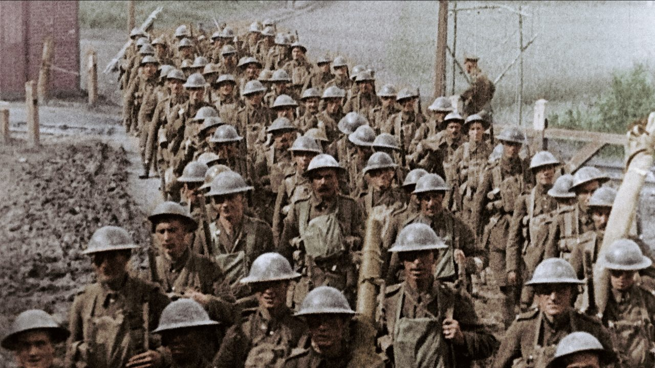 This Week on NFB.ca: Watch 5 Films in Honour of Remembrance Day