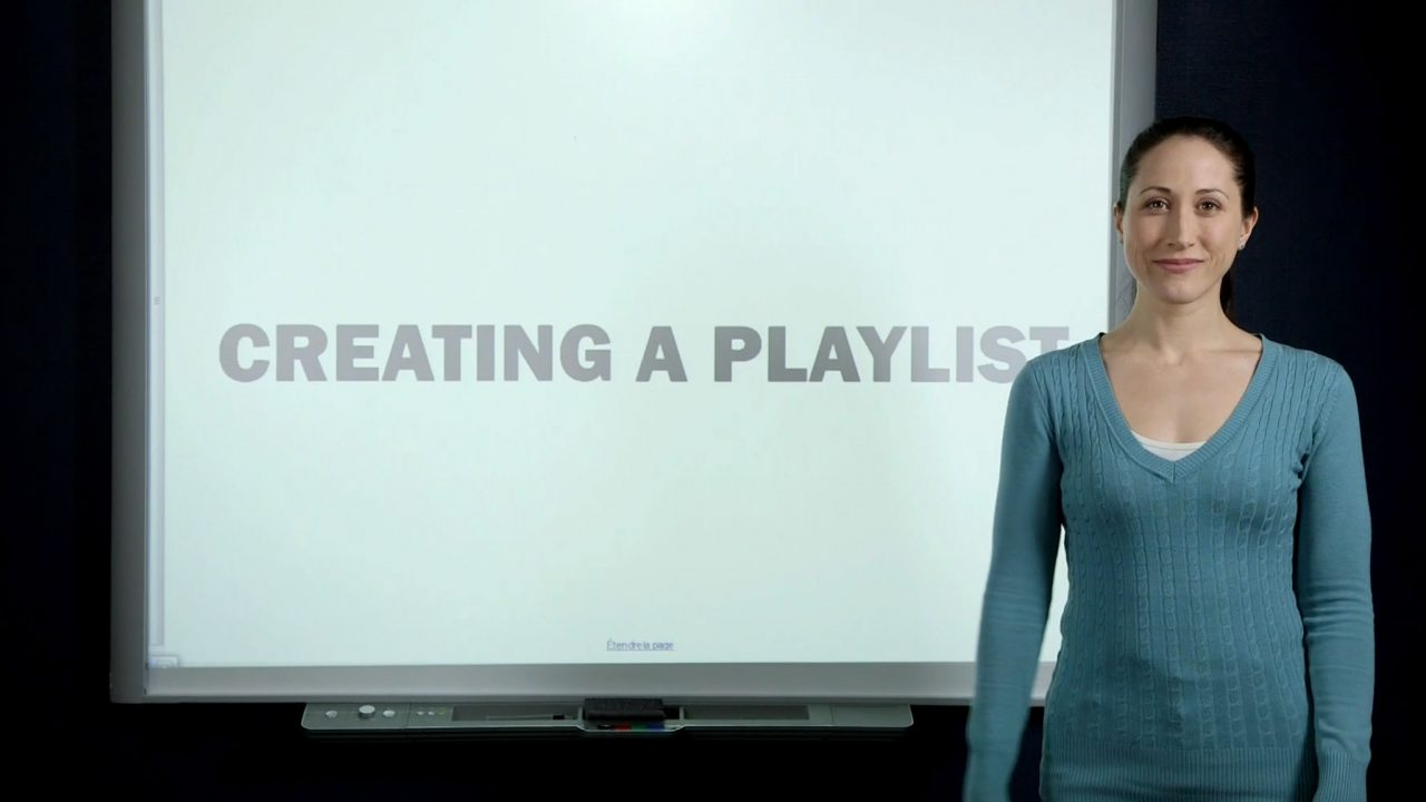 CAMPUS 101: How to Create Playlists