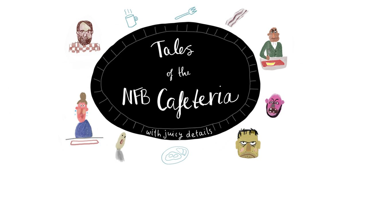 Tales of the NFB Cafeteria (with juicy details!)