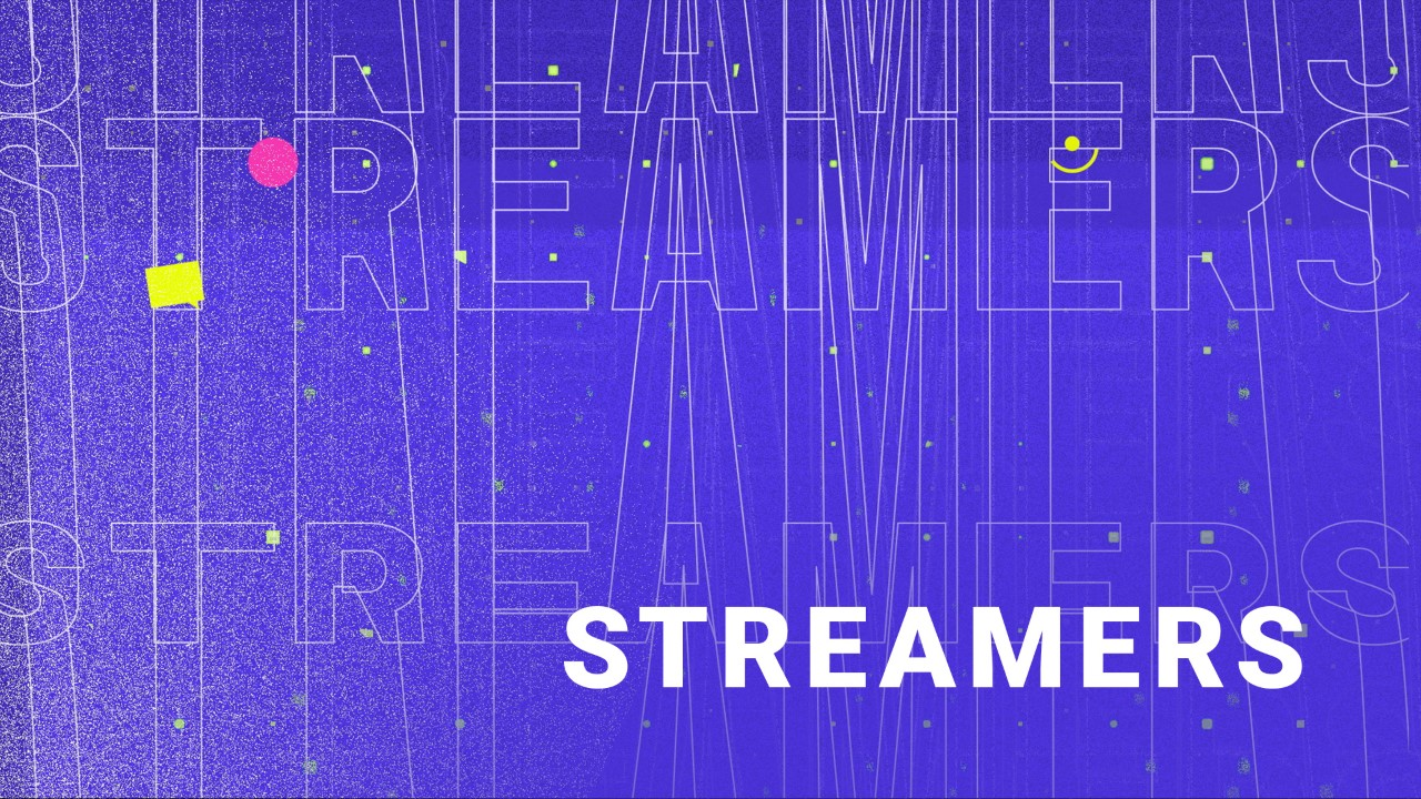 Streamers: from the idea to a web series