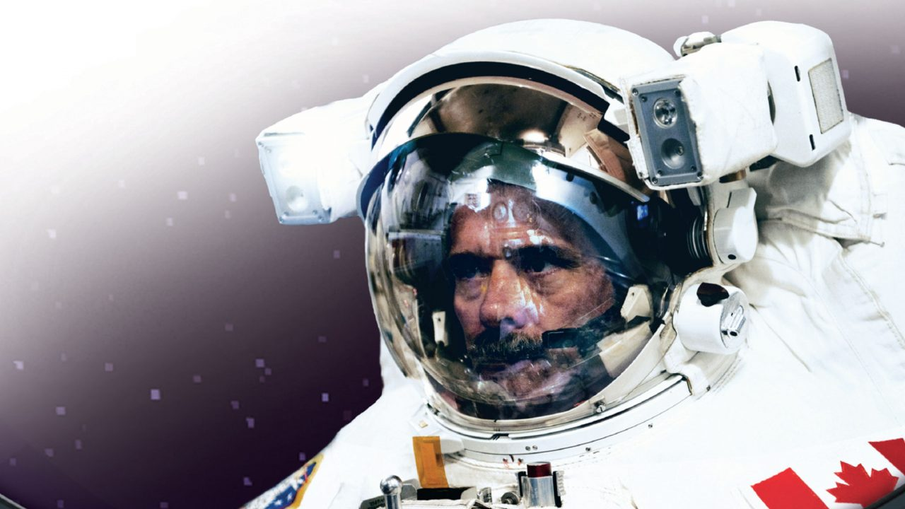 Mini-Lesson for NFB Space School: Chris Hadfield's Journey