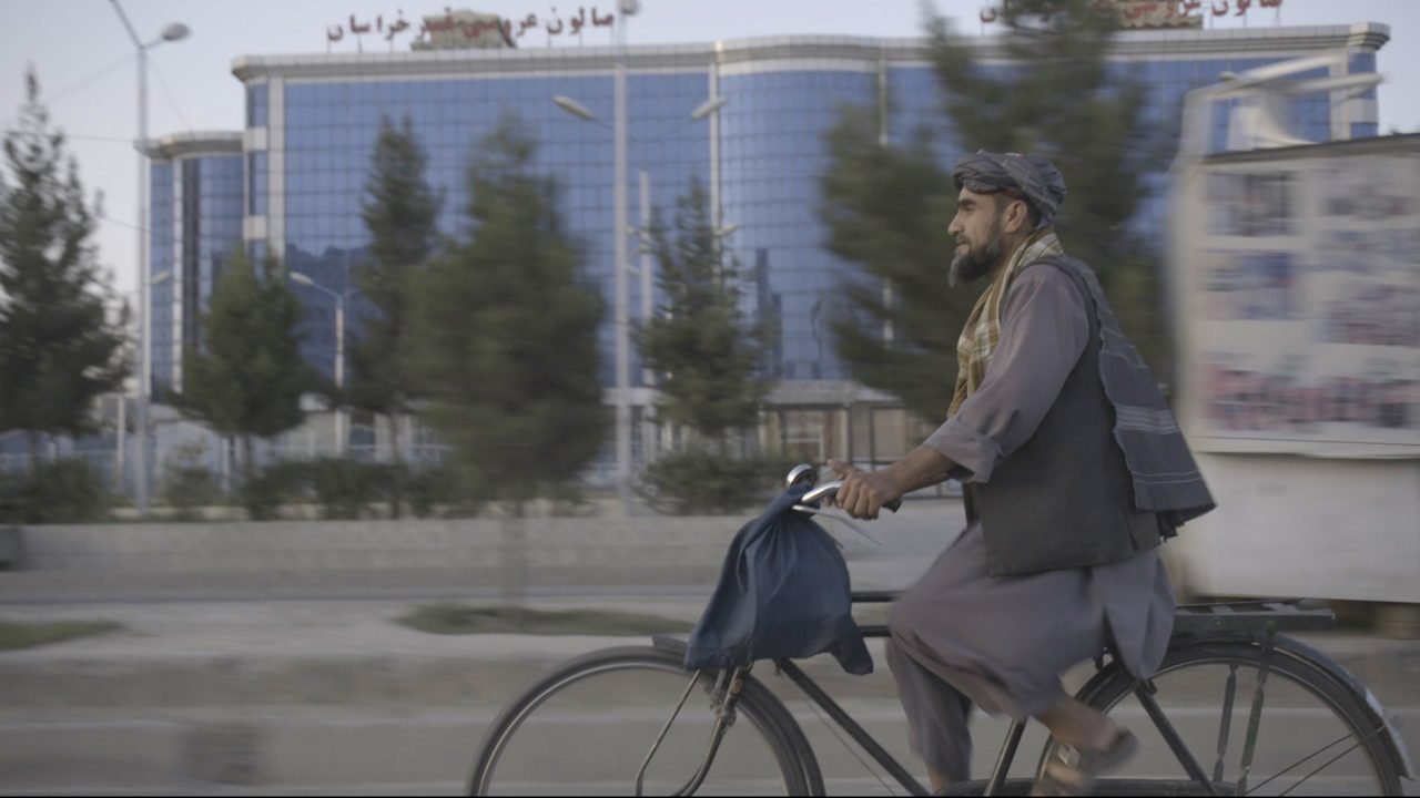 An Archive of the Mind: Saving Afghanistan's Film Legacy