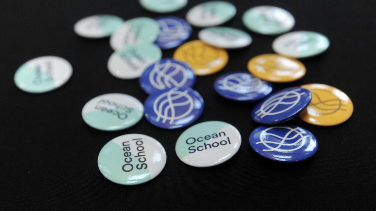 The 2020 Ocean School Pin Art Challenge!
