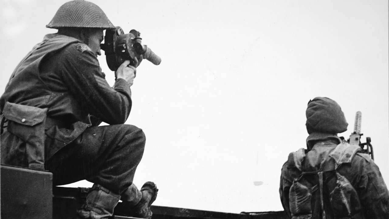 Headline Hunters: News Reporting during WWII | Curator's Perspective