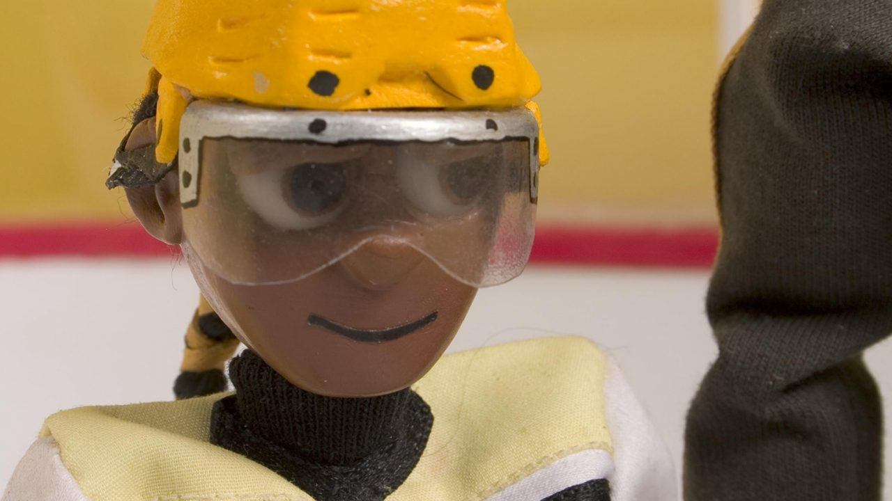 """Mini-Lesson for Wapos Bay: There's No """"I"""" in Hockey"""