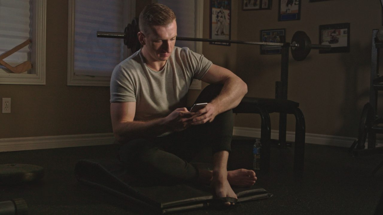 Standing on the Line: For LGBTQ2+ Athletes Who Still Suffer in Silence