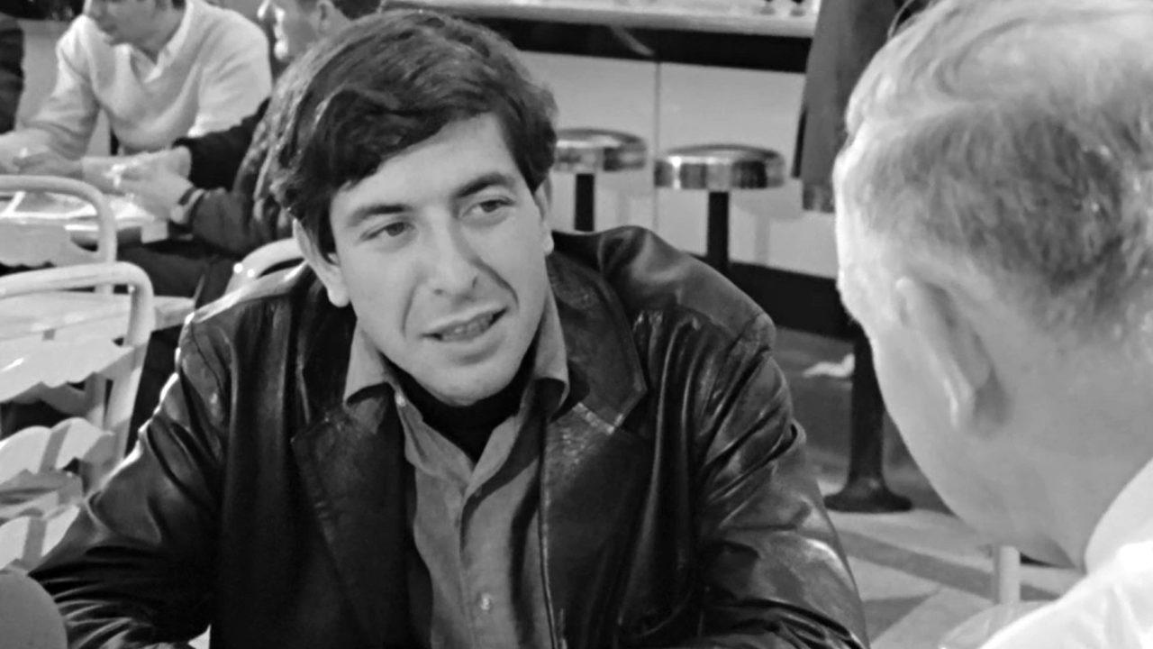 A Portrait of Leonard Cohen, circa 1965 | Curator's Perspective